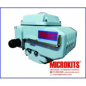 Atuador elétrico rotativo preço
