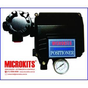 Posicionador eletropneumático linear